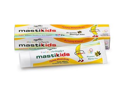 παιδικη οδοντόκρεμα χωρίς φθόριο